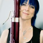 "Bassoonist Nadina Mackie Jackson performs ""Come Dance with me"""